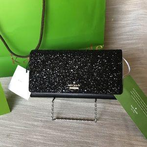 kate spade Bags - Kate Spade Milou Glitter Wallet